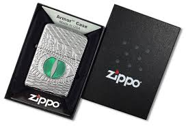 <b>Зажигалка Zippo Armor™</b> с покрытием High Polish Chrome ...