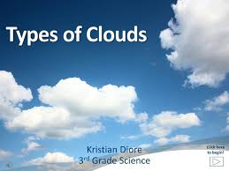 Types Of Clouds Ppt Ppt Types Of Clouds Powerpoint Presentation Id 1897940