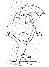 curious george coloring pages 6