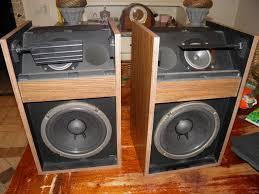vintage bose 501 speakers. set of vintage bose 301 speakers - series 1 year 1977 75/100 watts rms 501