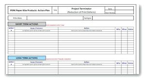 Improvement Plans Templates Action Plan Templates Improvement Template Example Glotro Co