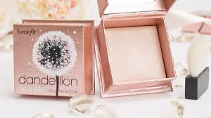The <b>Benefit Dandelion Twinkle</b> Highlighter Is a Shimmery Twist on a ...