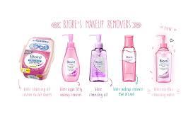 1 biore make up remover for eye lip