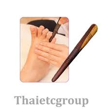 Thai Foot Reflexology Chart Healthy Life Reflexology Health Thai Foot Massage Wooden Stick Tool With Chart X Pedi Foot File Electric Pedicure Electronic Foot File From Gooodluck