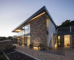 modern architectural house.  House Hut Architecture In Modern Architectural House T