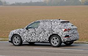 audi q3 2018 model.  audi new audi q3 will be joined by a lowerslung q4 with audi q3 2018 model
