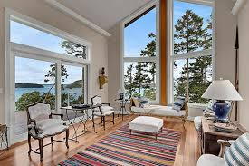 real estate photography seattle.  Estate Living Room With View Of San Juan Islands Anacortes Room Seattle RealEstatePhotographercom  And Real Estate Photography Seattle G