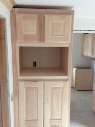 Kitchen Cabinet For Microwave Remodeling Unfinished Replacement Custom Kitchen Cabinet Door