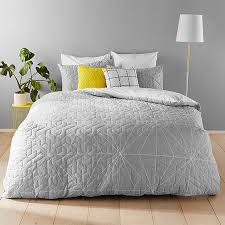 yellow and white duvet cover target sweetgalas
