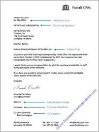 The Letter Heading And The Layout | Pinterest | Business Letter ...