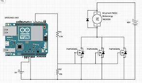 high voltage pwm motor controller mosfets explode electrical circuit link