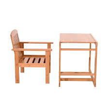 Eco friendly multifunction seating Foldable Frame Of The Dining Seat Is Made Of Bamboo Clear Texture 2 Adopt Sandal Wood Color Environmentally Friendly Safe To Use Lushome Solid Wood Multifunctional Removable Childrens Chair Baby Eating
