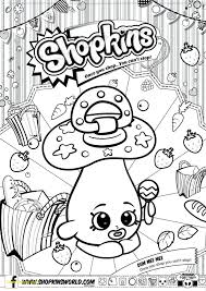 Free Shopkins Coloring Pages Luxury Shopkins Coloring Pages
