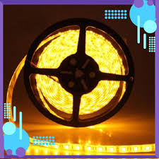 Led dây 5050 Đèn LED dây 5050 đơn sắc Trắng, Vàng, Xanh dương, Xanh lá, Đỏ,  Nhiều màu chính hãng 9,000đ