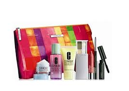 amazon clinique 8 pieces makeup skincare gift set 2016 spring beauty