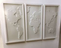 new umbra mapster framed wall art 3 piece set