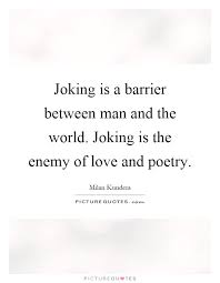 Joke Quotes Extraordinary The Joke Quotes Milan Kundera Best RRated Erotica Movies List Of