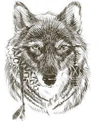 Tetování Vlk Stock Fotografie Royalty Free Tetování Vlk Obrázky