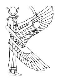 Items Similar To Symbolic Egyptian Image