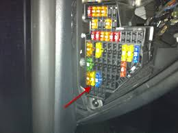 fuse box diagrams the cigarette lighter fuse is on the bottom left side it is the only 20amp fuse down in that area