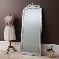 Silver Mirrors For Bedroom Elegant Silver Full Length Mirror Search Full Length Mirrors