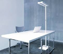 office desk lighting. Exciting Office Floor Lamps Desk Lighting Round White And Table