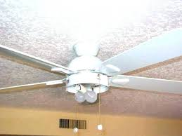 ceiling fan trim ring hunter removal