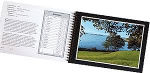 golf log golfers log book donald ford images