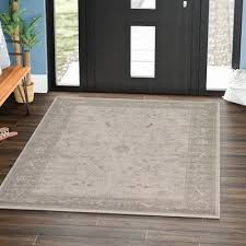 palm tree area rugs best of bungalow rose lonerock dark gray area rug reviews images