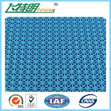 portable recycled rubber tile interlocking gym flooring outdoor basketball court floor