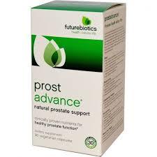 FutureBiotics, <b>ProstAdvance</b>, <b>Natural Prostate Support</b>, 90 Veggie ...