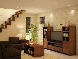Paint Color For Small Living Room Living Room Design With Stairs Home Design Ideas