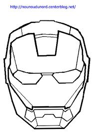 130 Dessins De Coloriage Iron Man Imprimer