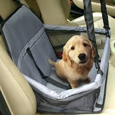 puppy car seat cool pet dog waterproof portable bag with clip on safety leash and zipper puppy car seat seats