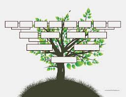 Family Tree Template Free Download Unique Free Family Tree