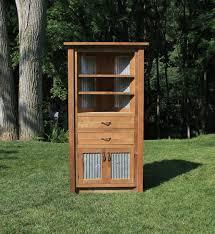 Vintage Corner Cabinet Corner Cabinet Etsy