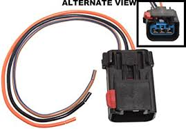 amazon com apdty 756298 wiring harness pigtail connector 3 wire Wire Harness Plugs apdty 756298 wiring harness pigtail connector 3 wire direct fit cam crank sensor power window