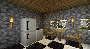 Minecraft Kitchen Xbox Furniture Mod Minecraft Mods