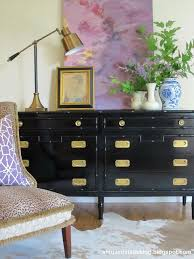 black lacquer furniture paint.  furniture console painted with rustoleum enamel gloss in black the perfect black for  furniture this intended black lacquer furniture paint f