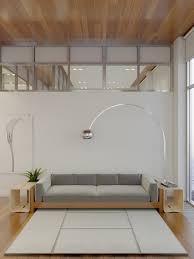 Home Designs: White Stone Bedroom - Minimalist Interior