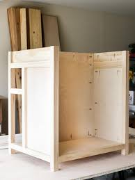 building kitchen wall cabinets