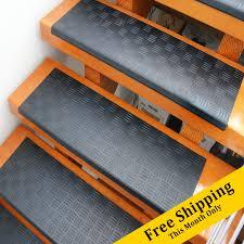 diamond grip rubber stair tread 6 pack