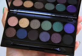 image is loading sleek i divine mineral based eyeshadow pallete arabian