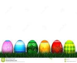 Easter Egg Hunt Stock Illustration Illustration Of