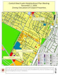 the central west austin neighborhood planning workshop will meet