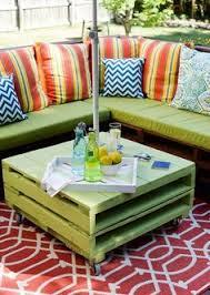 garden furniture made from pallets. 22 cheap u0026 easy pallet outdoor furniture garden made from pallets