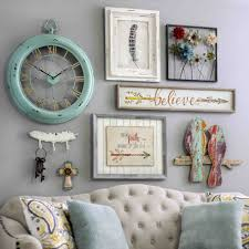 shabby chic wall decor