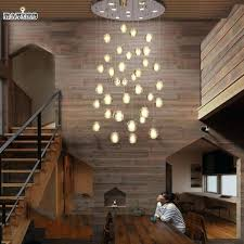 stair light fixtures modern led crystal pendant lights fixtures magic crystal pertaining to brilliant house stair light fixtures