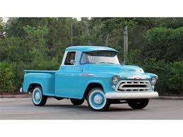 All Chevy chevy apache 1957 : All Chevy » 1957 Chevrolet Apache - Old Chevy Photos Collection ...