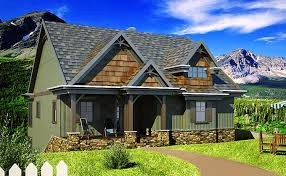 Stunning Fine Walkout Basement House Plans Small Cottage Plan With
